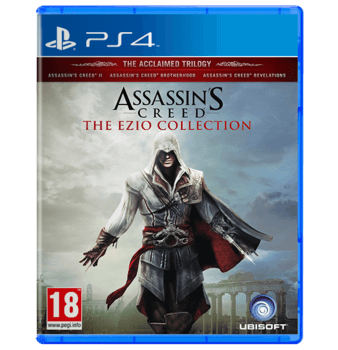 Assassin's Creed The Ezio Collection USED