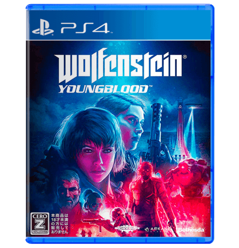 Wolfenstein: Youngblood USED