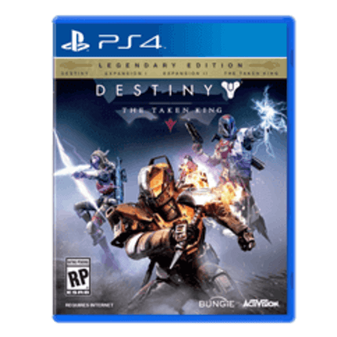 Destiny: The Taken King Legendary Edition - used