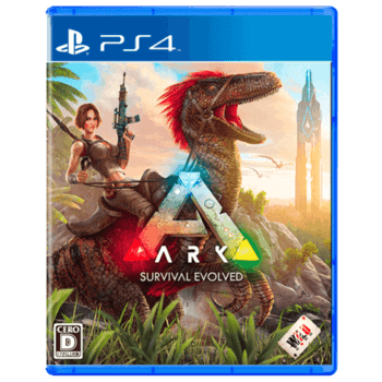 ARK SURVIVAL EVOLVED - USED