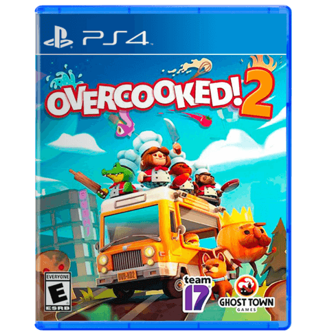 Overcooked 2 - USED