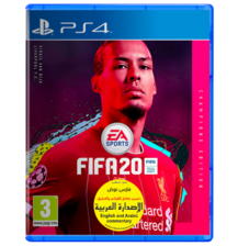 FIFA 20 Champions Edition Arabic (Region 2) - PlayStation 4