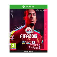 FIFA 20 Champions Edition Arabic (Region 2) - xbox one