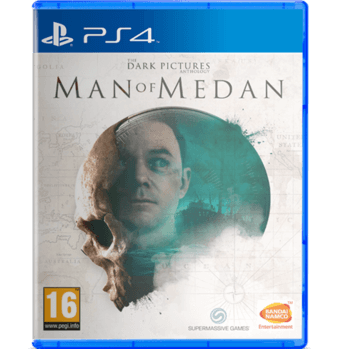 The Dark Pictures Anthology: Man of Medan - Used