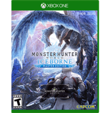Monster Hunter World: Iceborne - Xbox One