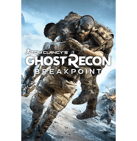 Tom Clancy's Ghost Recon Breakpoint - UPlay digital code