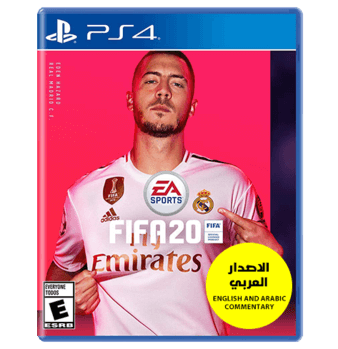 FIFA 20 Arabic Edition PS4 - Used