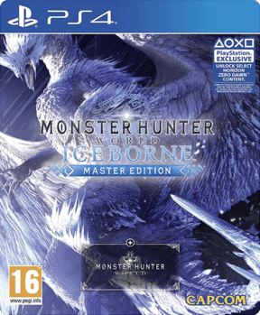 Monster Hunter World: Iceborne Master Edition Steelbook