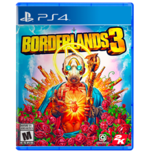 Borderlands 3 PLAYSTATION 4 - PS4 used