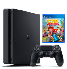 PS4 500GB Crash Team Racing Nitro-Fueled Bundle