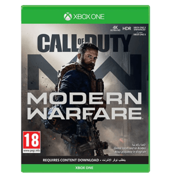Call of Duty Modern Warfare Arabic Edition Xbox One