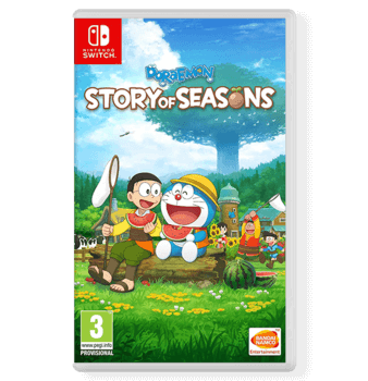 DORAEMON STORY OF SEASONS - Nintendo Switch