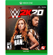 WWE 2K20 Arabic - XBOX ONE