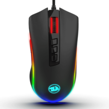 Redragon M711 COBRA wired Gaming Mouse - Black