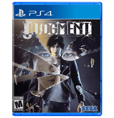 JUDGMENT - PlayStation 4 (USED)