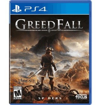 Greedfall - PS4 Used