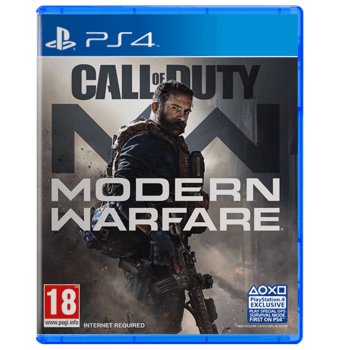Call of Duty Modern Warfare Arabic Edition PS4 - USED