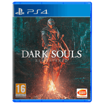 Dark Souls Remastered -PS4 Used