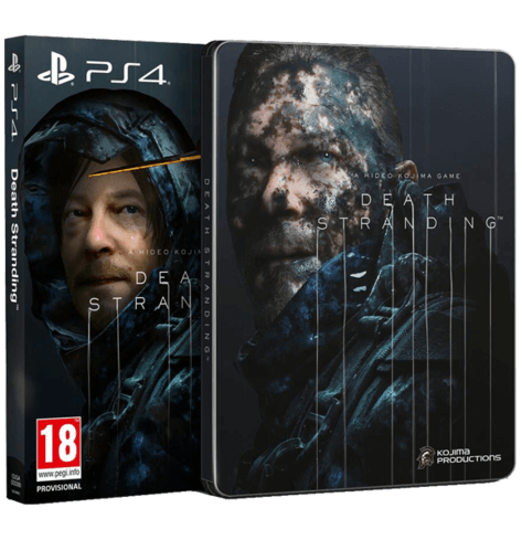 Death Stranding Special Edition Arabic- PlayStation 4 - PS4