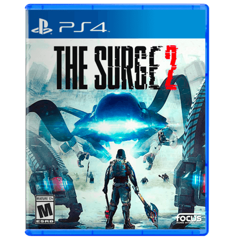 THE SURGE 2 -used  PLAYSTATION 4