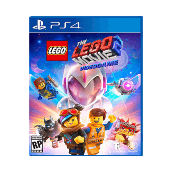 THE LEGO MOVIE 2 VIDEOGAME USED - PLAYSTATION 4