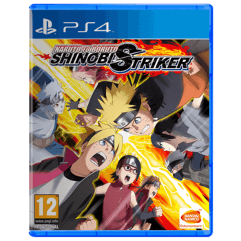 Naruto to Boruto: Shinobi Striker used