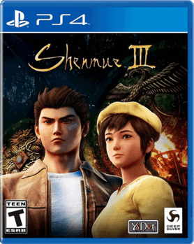 Shenmue III - PlayStation 4