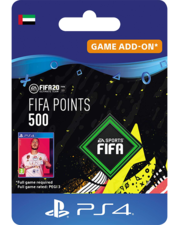 FIFA 20 Ultimate Team - 500 FIFA Points UAE