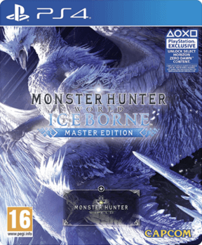 Monster Hunter World: Iceborne Master Edition Used