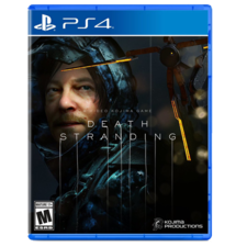 Death Stranding arabic edition used - PS4
