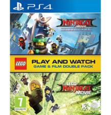 LEGO Game & Movie Double Pack (Ninjago) - PS4