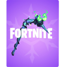 Fortnite Minty Pickaxe Skin Epic Games Key