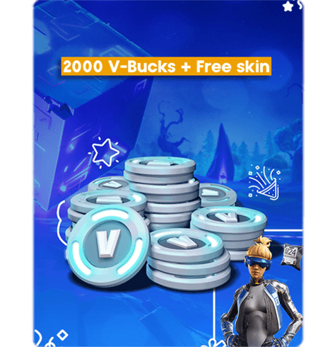 Neo Versa Outfit + 2000 V-Bucks (Region 2) One Time Use On Account