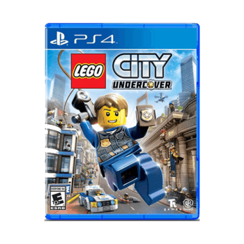 LEGO City Undercover used - PlayStation 4
