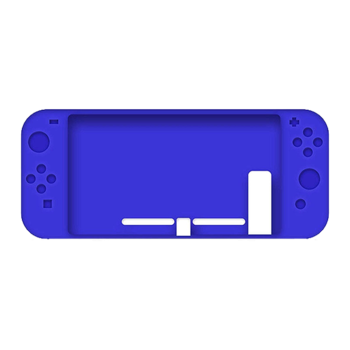 nintendo switch silicone case - blue