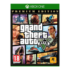 GTA V : Grand Theft Auto V Premium Edition XBOX