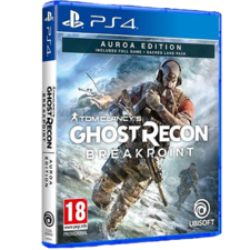 Tom Clancy's Ghost Recon Breakpoint  Aurora Edition (PS4)
