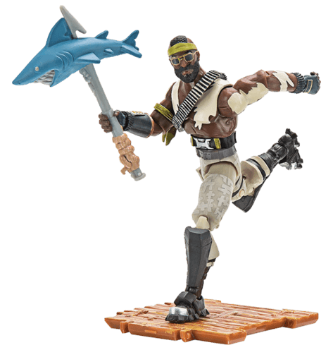 Fortnite Solo Mode Figure - Bandolier