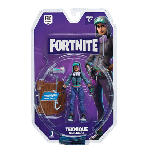 Fortnite Solo Mode Figure - Teknique