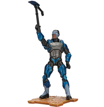 Fortnite Solo Mode Figure - Carbide