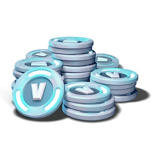 Fortnite 1000 V-Bucks PC epic code