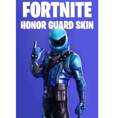 Fortnite - HONOR Guard Skin Epic Games CD Key