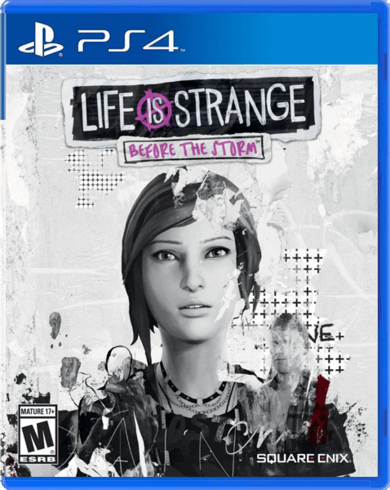 Life is Strange Before the Storm - PS4