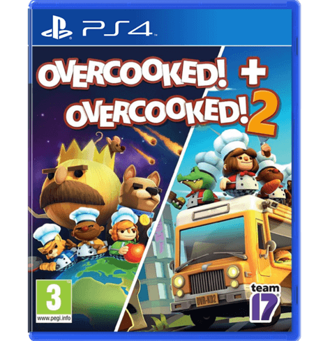 Overcooked! 1+2 Bundle (PS4)