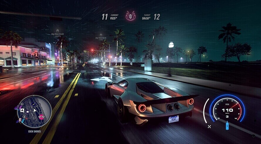 Need for Speed Heat - PS4 Arabic Edition