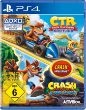Crash Game Bundle ps4
