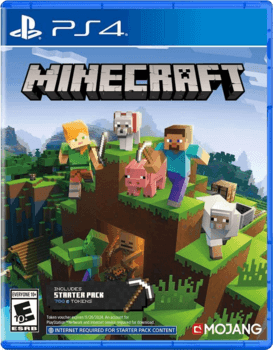 Minecraft: Starter Edition - ps4