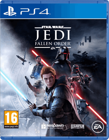 STAR WARS JEDI: FALLEN ORDER - Used