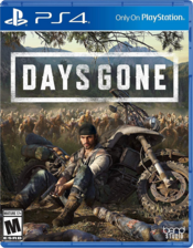 Days Gone Egyptian dubbing