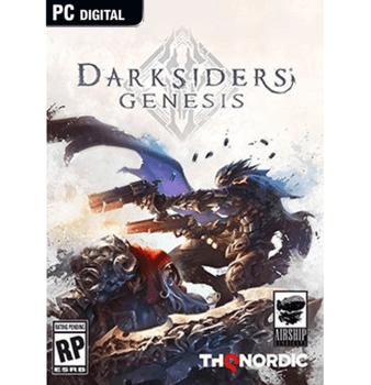 Darksiders Genesis - PC Steam Code